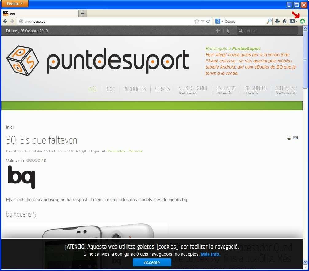 avast9 plugins00 Firefox